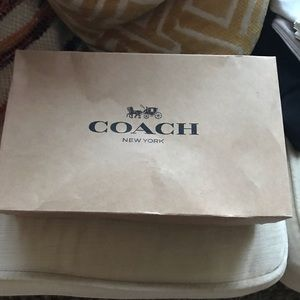 Brand New COACH wristlet!